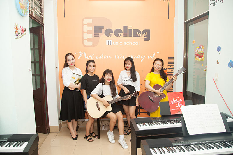 Feeling Music school